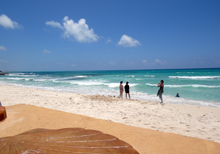 Secret Beach Villas Playa del Carmen Vacation Home; a safe family friendly vacation rental that is a quiet place to reconnect with your family away from all the hustle and bustle.