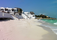 Secret Beach Villas Playa del Carmen Vacation Home in Playa del Secreto; the villas were constructed by one of the original Architects of the 1st phase of Cancun's Hotel Zone and were for his family's personal weekend beach house.