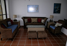 Secret Beach Boat Villa Playa del Carmen Vacation Home; has lots of room for everyone.