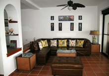 Secret Beach Shell Villa Playa del Carmen Vacation Home; has lots of room for everyone.